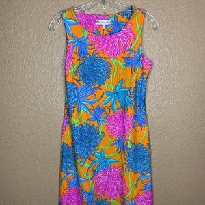 Jude Connally Floral Beth Dress Small New